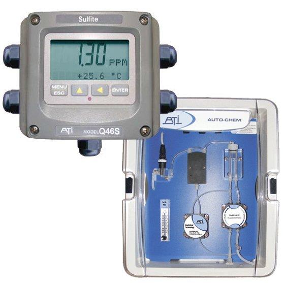 Monitor de Sulfito Q46S-66