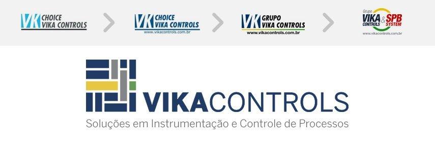 logohistory3 Vika Controls