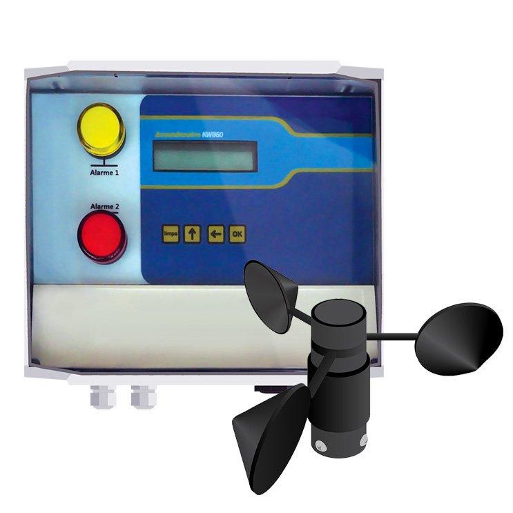 Anemometro VKW860