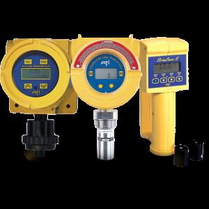 Sistemas de Detecção de Gases ATI