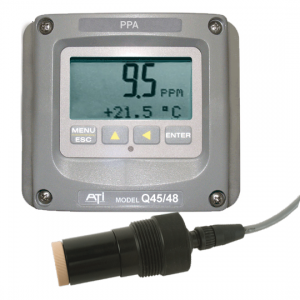 Q45-48 Monitor de Ácido Peracético ATI