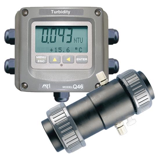 Q46T Monitor de Turbidez ATI