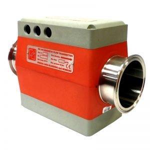 Medidor de vazão eletromagnético sanitário PD-340