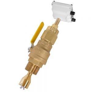 Medidor de Vazão Tipo Rotor Seametrics IP150 IP250