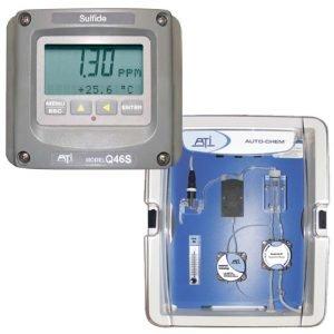 Monitor de Sulfeto Q46S-81